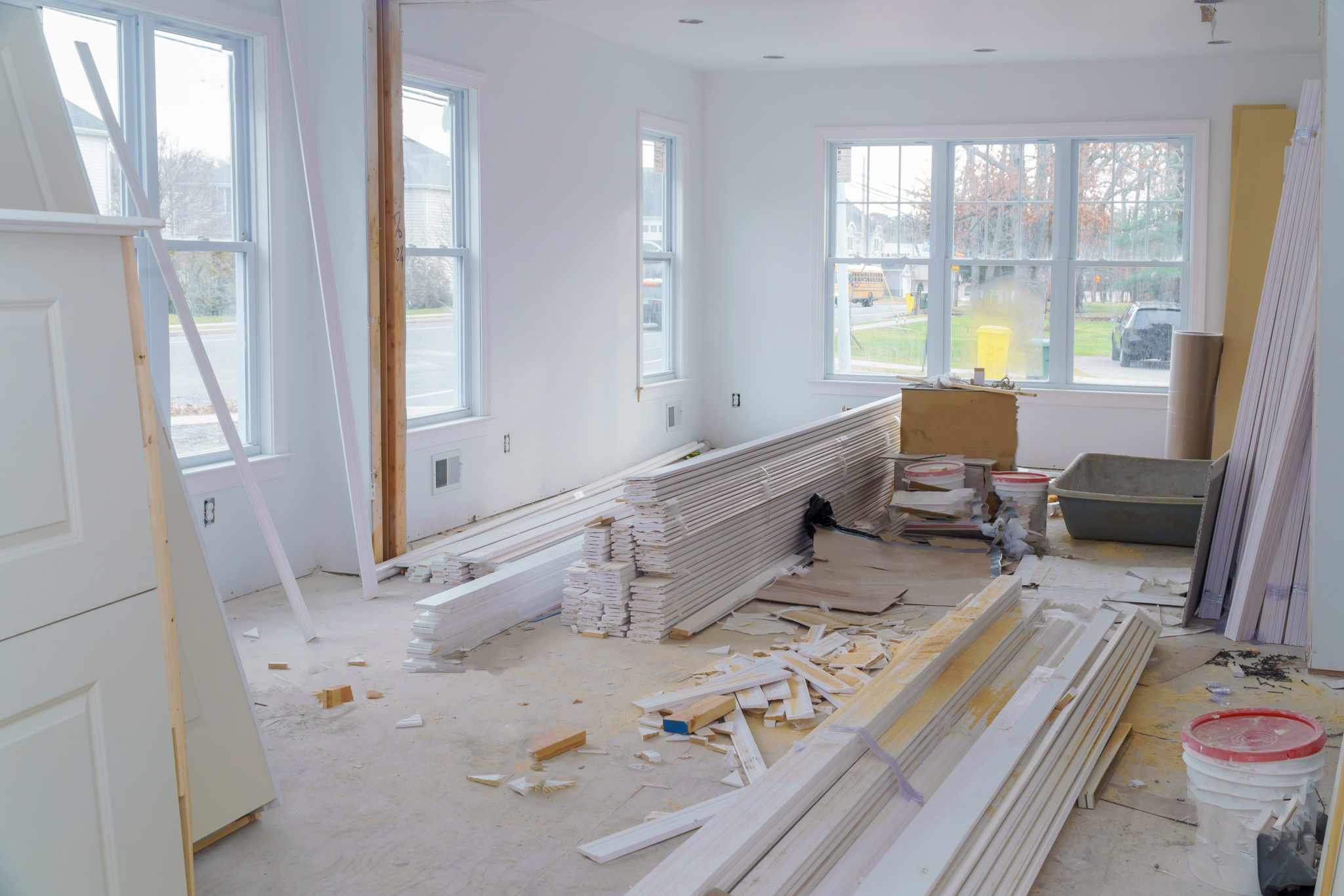 Master Restoration Idaho Consruction