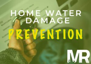 Home water damage prevention guide
